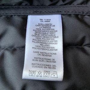 Michael Kors Jackets & Coats - Michael Kors Men's Black Quilted Vest Zip Size L